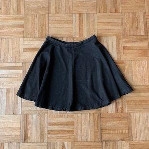 Topshop Schoolgirl Mini Skirt
